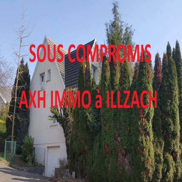 Offres de vente Villa Mulhouse 68100